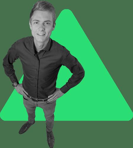 marketing specialist Mitchell Metselaar